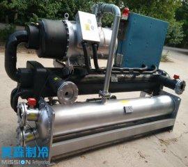 螺杆式冷水机遇到低压故障时怎么办?