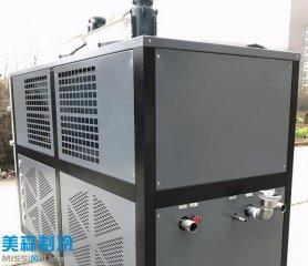 乙二醇低温螺杆式冷水机组的技术原理