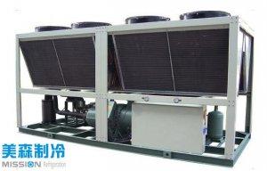 使用工业冷水机组达到节能的技巧