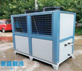 冷水机的优缺点和保养建议