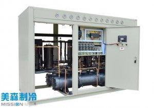 冷水机制冷剂的作用和选择要求