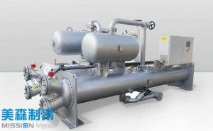 工业冷水机出现腐蚀的原