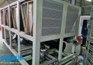 工业冷水机组的安装注意