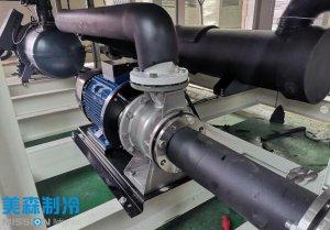 工业冷水机水泵出现问题的原因