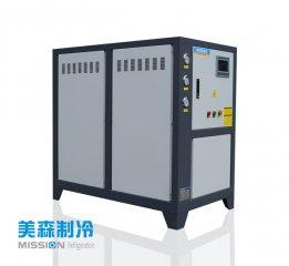 工业冷水机制冷剂渗漏的处理方法