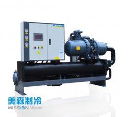 水冷螺杆式冷水机组的检修知识