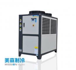 保持冷冻机稳定性的循环系统