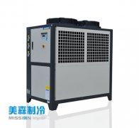 中温风冷柜式冷水机组(0~-15℃)