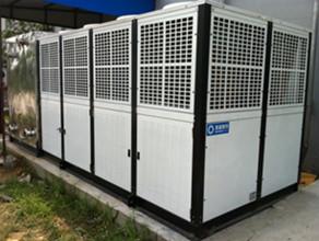 制冷剂在风冷式冷水机中的作用