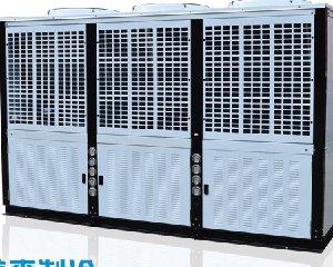 关于工业冷水机如何放空