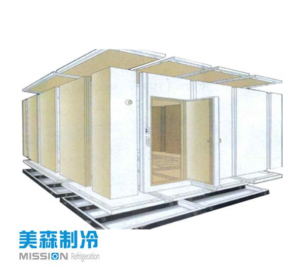 冷库设计中的材料选取规