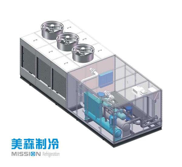 冷库制冷系统安装后如何进行吹污